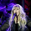 Saturday: Stevie Nicks Thanks Fans for Her Time at the Fillmore