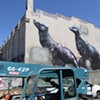 Untitled: ROA's Seals at 61 Bartlett