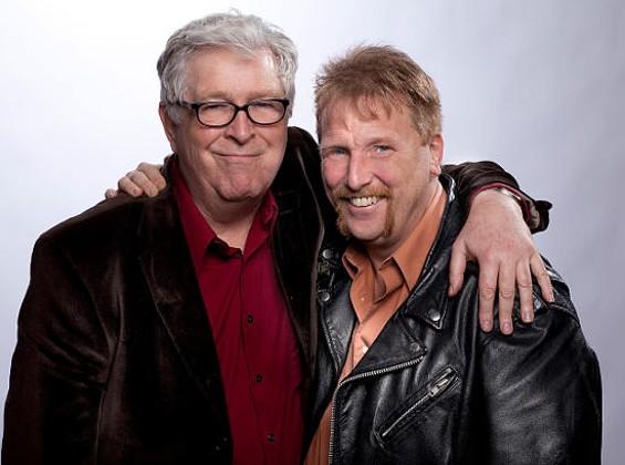 Scrumbly Koldewyn and Russell Blackwood