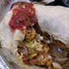 What to Have for Lunch: Seafood Supremo Burrito at Orale Orale