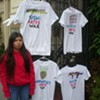 Seen in San Francisco: 12-Year-Old Entrepreneur Hates War -- Likes T-Shirts