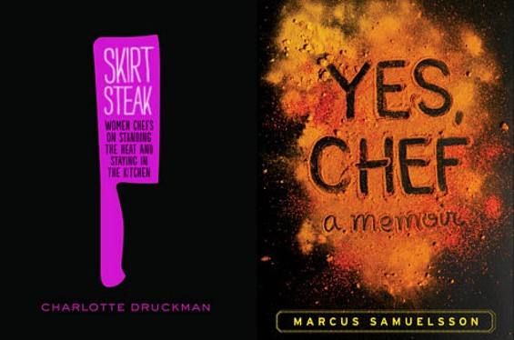 Selected books from upcoming sessions of 18 Reasons' Food Lit Club.