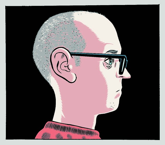 Self-portrait - DANIEL CLOWES