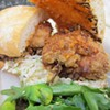 Seoul Patch's Korean Fried Chicken Sando