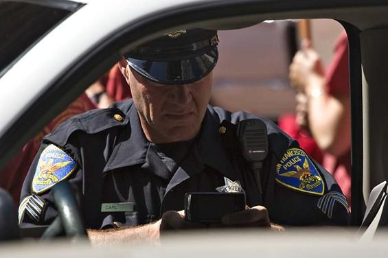 Sergeant Carl T -- really - JIM HERD
