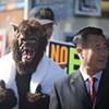 Leland Yee Flipflops When Talking About Mayor Ed Lee