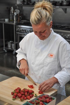 SF Cooking School's new Director of Pastry Arts, Nicole Plue - SAN FRANCISCO COOKING SCHOOL