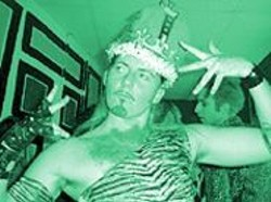 ERIN  O'NEILL - S.F. Drag King 2000 Electro.