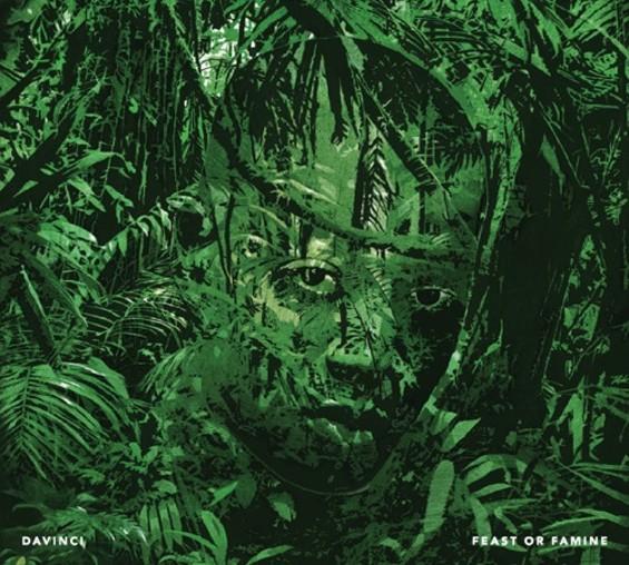 S.F. rapper DaVinci's Feast or Famine EP. Even Pitchfork likes it.
