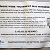 SF Weekly Exclusive: The Offending Muni Reward Posters You'll Never See