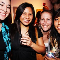 SF Weekly Web Awards @ 111 Minna