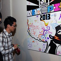 SF Weekly's 6th Annual Artopia @ SOMArts