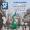 <em>SF Weekly</em>'s New Comics Issue Features Foraging at Sutro Baths and a Boozy Night at Trick Dog