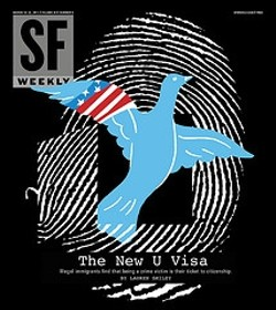 SF Weekly's U visa story, for all your churnalism needs.