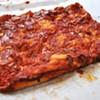 SFoodie's 50 Favorites: Liguria Bakery's Pizza Focaccia