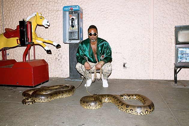 Shabazz Palaces perform Monday and Tuesday in Oakland.