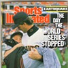 Shakedown + 20: Remembering the Big Loma Prieta Quake. Today's Edition: Reporter's Shaky Hug at The 'Stick