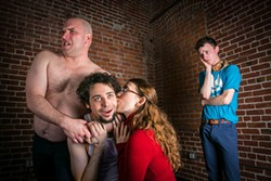 CHESHIRE ISAACS - Shakespeare confronts the F-bomb in As You Like It.
