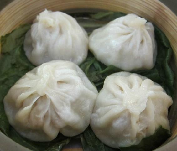 Shanghai dumplings - PHOTOS BY W. BLAKE GRAY