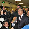 Ross Mirkarimi Update: Prosecutors Read Alleged Text Messages from Wife, Judge Issues Stay Away Order