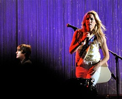 KEVIN W. BURKETT/CREATIVE COMMONS - Sheryl Crow benefited to the tune of $2 million on a loophole put in place by Tennessee, Kentucky, and Texas lawmakers.
