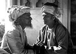 FRANZ  OSTEN - Shiraz, a silent film presented with - live tabla and sarod.