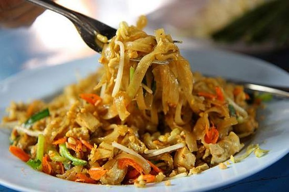 "Should Americans even be calling pad thai ""Thai"" at this point? - LUMMMY/FLICKR"