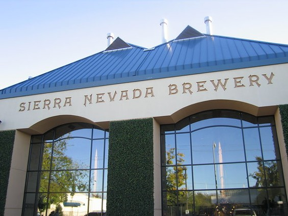 Sierra Nevada is the nation's largest independent brewery. - BRIAN YAEGER