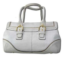 Since we don't have a mug shot of the guy, here's a photo of a random purse