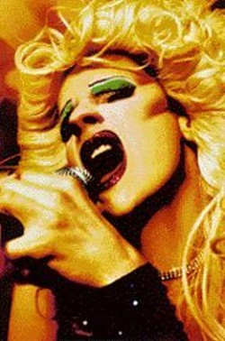 Sing It, Sister: John Cameron Mitchell, no - relation to the Mitchell brothers, as - everyone's favorite stub owner.