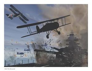 Sinking the Bismarck