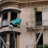 Flying Furniture: Brian Goggin's Art Piece <i>Defenestration</i> Evicted