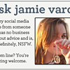 @sk Jamie Varon: Help! My Boss Added Me On Foursquare