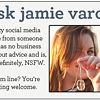 @sk Jamie Varon: Is Starting a Facebook Fan Page a Good Idea?