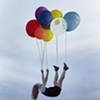 Up and Away: Berkeley Freedom Allows French Photographer to Float