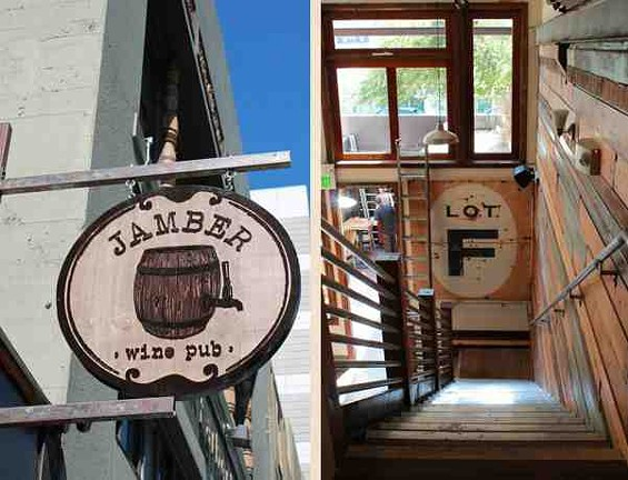 JAMBER WINE PUB