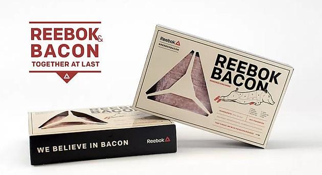 Smart branding strategy or elaborate prank? - REEBOK