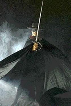 TOM  HAUCK - Smuin Ballet's Zorro.