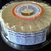 Snacktion: Candycap Mushroom Cheesecake from San Francisco Cheesequake