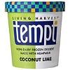 Snacktion: Tempt Coconut Lime Frozen Hempmilk Dessert