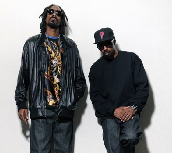 Snoop and Dâm-Funk have some funk for ya.