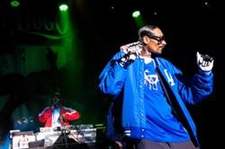 Snoop Dogg at the Fillmore
