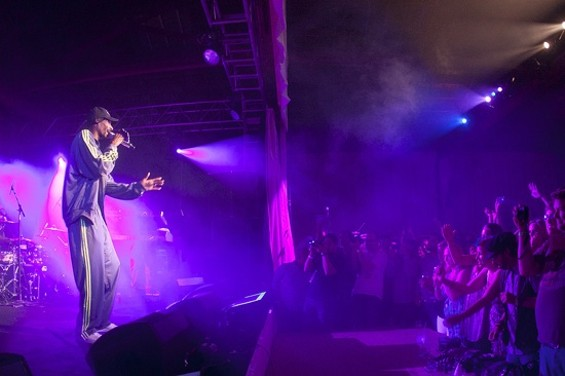 Snoop Dogg. Photographs courtesy of Julie Schugard for Spotify