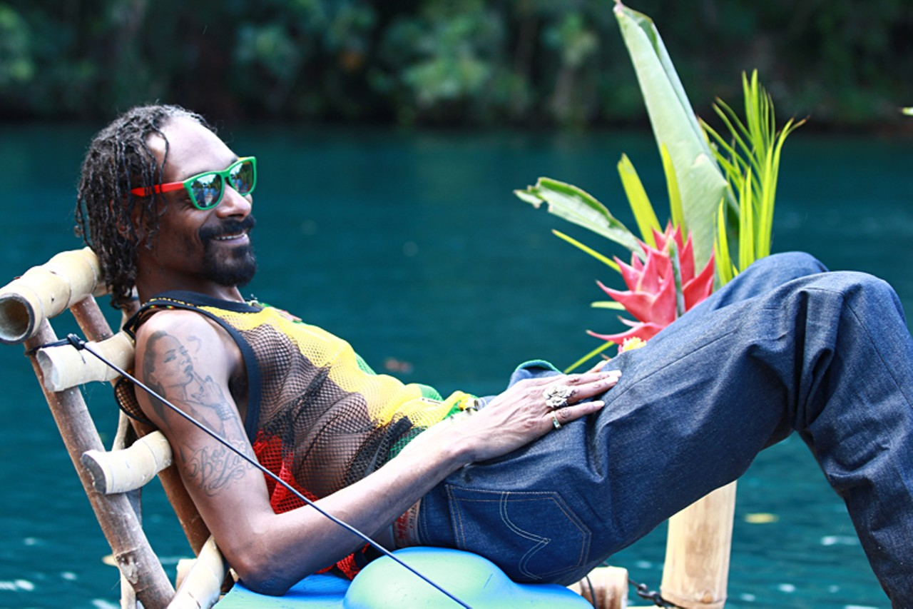 The State Of Snoop Dogg An Awkward Gangstafari Music San