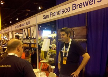 NorCal Brewers Score Big at the Great American Beer Festival