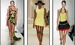"""JACINTA  LAW - Some of the wearable treats you'll see at - the """"ICON Fashion Show."""""""