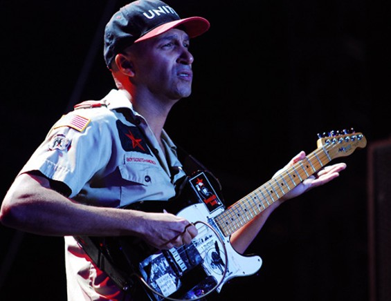 Somebody's Watching You: Tom Morello - EKAPHOTOGRAPHY