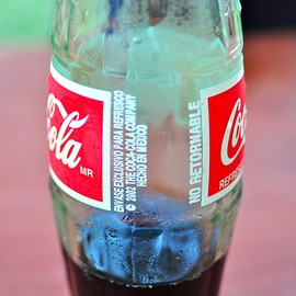 Sometimes, a Coke is just a Coke. - JOEL8X/FLICKR