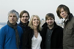 MICHAEL SCHMELLING - Sonic Youth: reducing better hits.