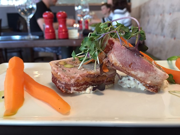 """Sonoma """"Country"""" Pate - ALICE DISHES"""